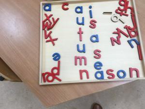 letters part 1